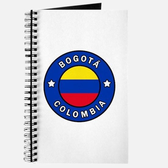 Bogota Colombia Journal