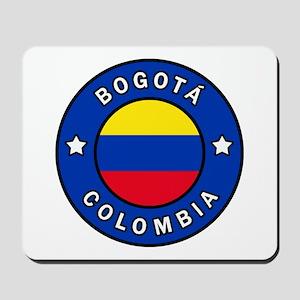 Bogota Colombia Mousepad