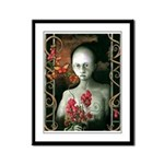 """LONELY"" By Dean Calusdian Framed Panel Print"