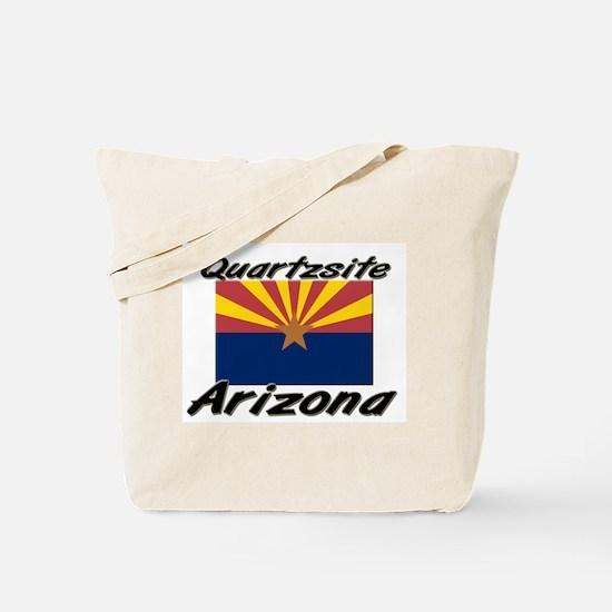Quartzsite Arizona Tote Bag