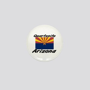 Quartzsite Arizona Mini Button