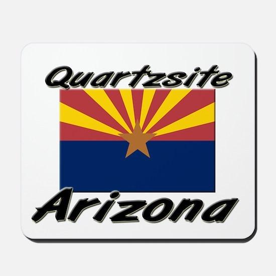 Quartzsite Arizona Mousepad