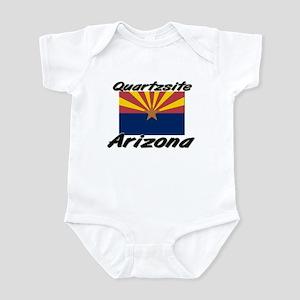 Quartzsite Arizona Infant Bodysuit