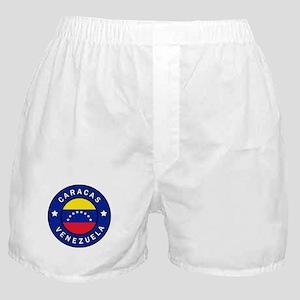 Caracas Venezuela Boxer Shorts