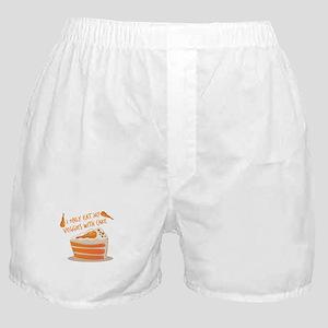 Veggie Cake Boxer Shorts