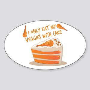 Veggie Cake Sticker