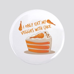 Veggie Cake Button