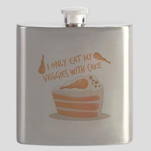 Veggie Cake Flask