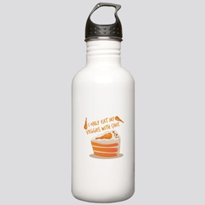 Veggie Cake Water Bottle