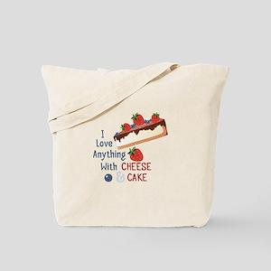 Cheese & Cake Tote Bag