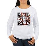 Hands Cross Women's Long Sleeve T-Shirt