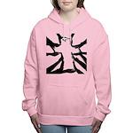 Hands Cross Women's Hooded Sweatshirt