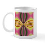 Pink Lady Fractal Mug