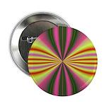 Pink Lady Fractal Button
