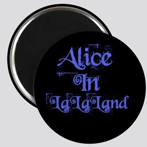 Alice in LaLaLand Magnet