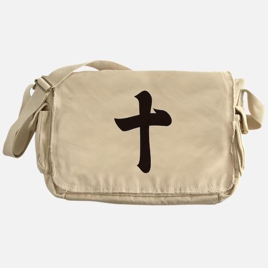 Kanji numeral ten Messenger Bag