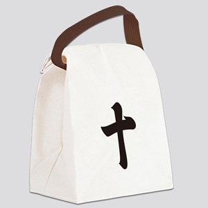 Kanji numeral ten Canvas Lunch Bag