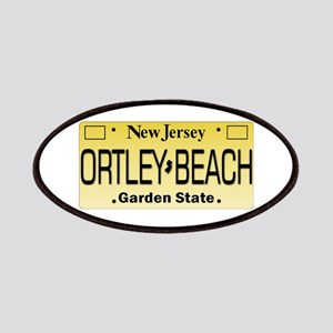 Ortley Beach NJ Tag Gifts Patch