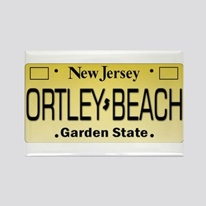 Ortley Beach NJ Tag Gifts Magnets