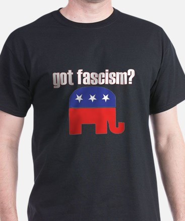 got fascism? #2 with Republic T-Shirt