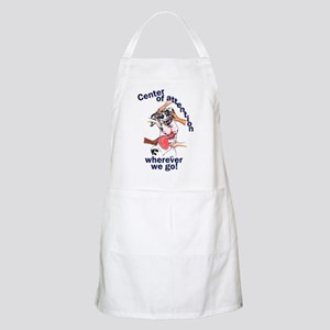 NH Center Of Attention Great Dane BBQ Apron
