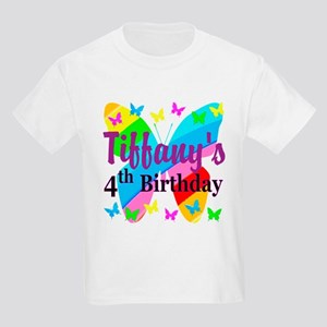 PERSONALIZED 4TH Kids Light T-Shirt