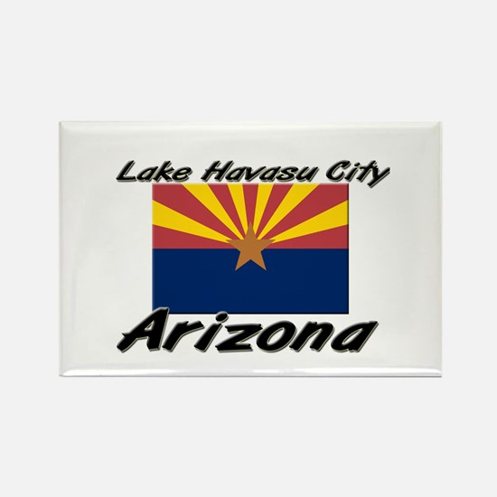 Lake Havasu City Arizona Rectangle Magnet