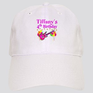 PERSONALIZED 4TH Cap