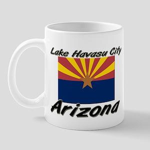 Lake Havasu City Arizona Mug