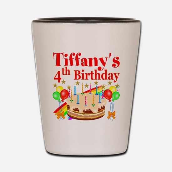 PERSONALIZED 4TH Shot Glass