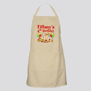PERSONALIZED 4TH Apron