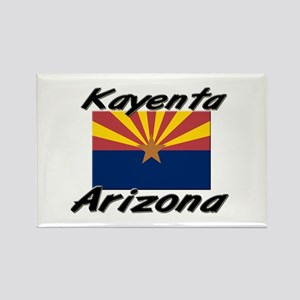 Kayenta Arizona Rectangle Magnet