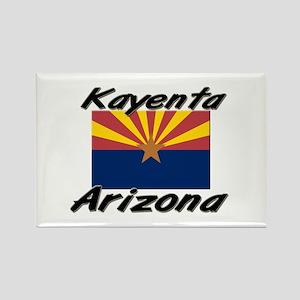 Kayenta Arizona Rectangle Magnet