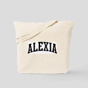 ALEXIA (curve) Tote Bag