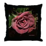 Castera Rose #3 - Throw Pillow