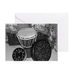 Drums Greeting Card