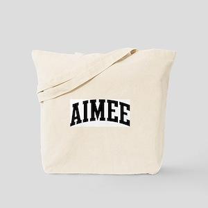 AIMEE (curve) Tote Bag