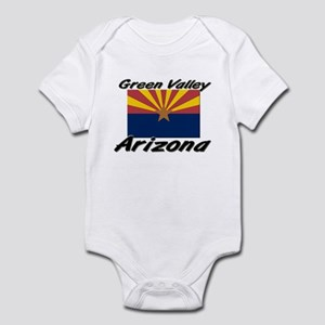 Green Valley Arizona Infant Bodysuit