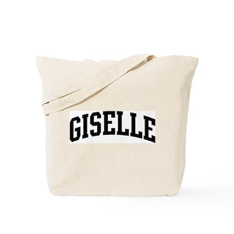 GISELLE (curve) Tote Bag