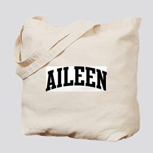 AILEEN (curve) Tote Bag