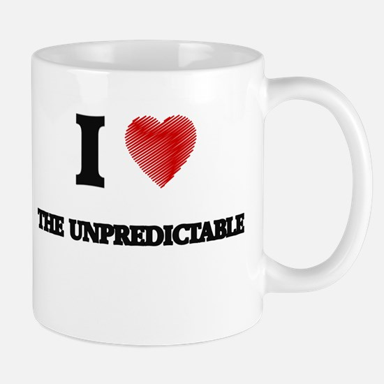 I love The Unpredictable Mugs