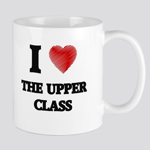I love The Upper Class Mugs