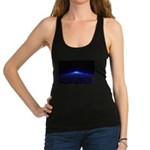 Time Portal In Space Racerback Tank Top