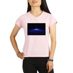 Time Portal In Space Performance Dry T-Shirt