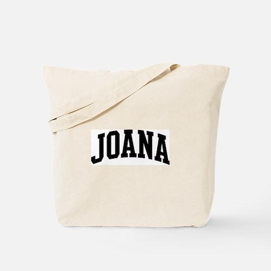 JOANA (curve) Tote Bag