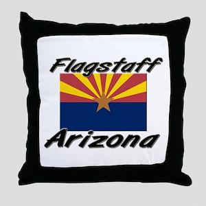 Flagstaff Arizona Throw Pillow