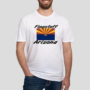 Flagstaff Arizona Fitted T-Shirt