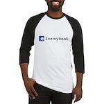 Enemybook Baseball Jersey