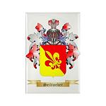 Seidweber Rectangle Magnet (100 pack)