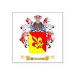 Seidweber Square Sticker 3